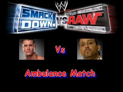 Carte de Show de SD Vs Raw du 4 Octobre Frfsdd10
