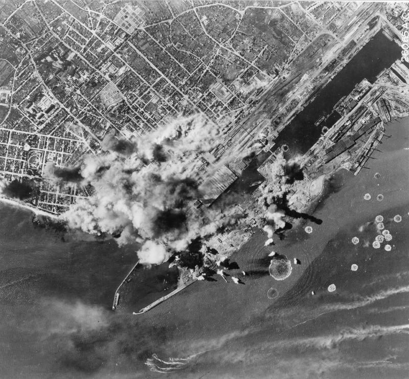 Bombardement de Saint-Nazaire Stnaai10
