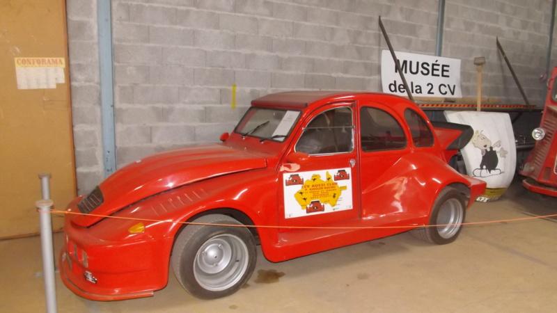 Musée de la 2 CV Dscf3134