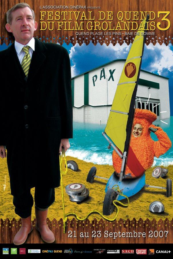 Festival du cinéma de Quend... Affich11