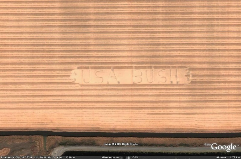 Pubs géantes Pro Bush - Etats-Unis Bush10