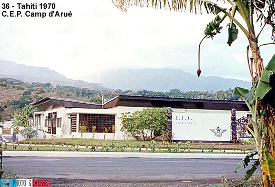 [Campagnes] Souvenirs de mon arrivée au camp d'Arué à Tahiti 36-cep10