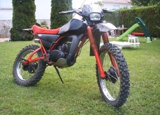 DTMX 125cc Membres / Modèles endurisés 01010011