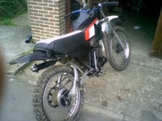 DTMX 125 cc MEMBRES : Personnalisées Loic5912