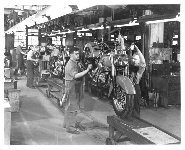 usine HD aux USA 10001511