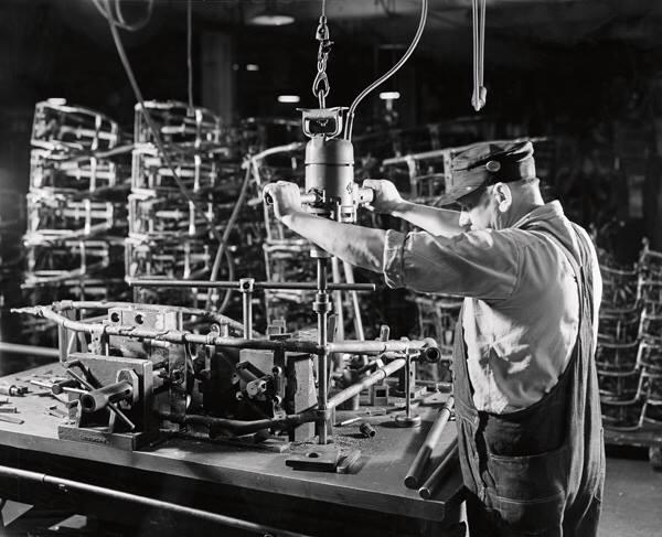 usine HD aux USA 19157910