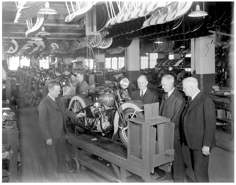usine HD aux USA 19369910