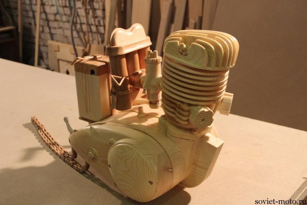 brelon en bois A--4910