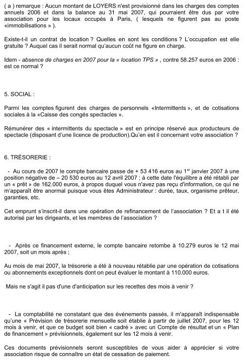 La question des comptes dans la perspective du CSA - Page 2 411