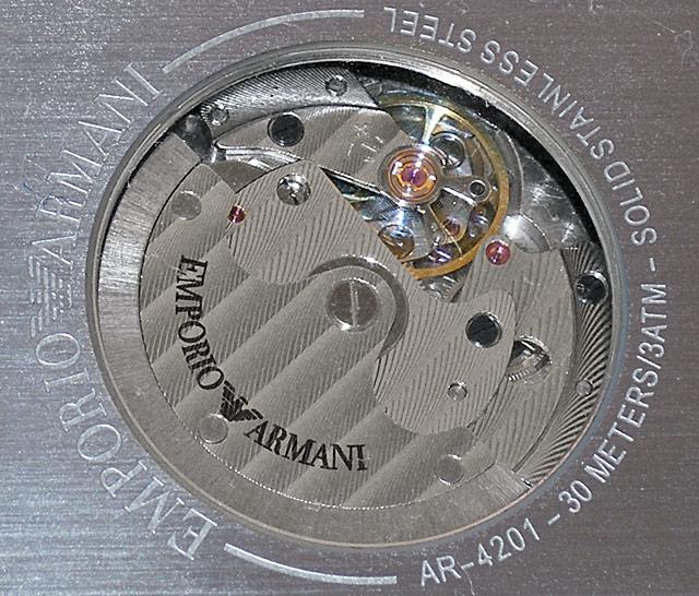 Montre Armani Amvt10