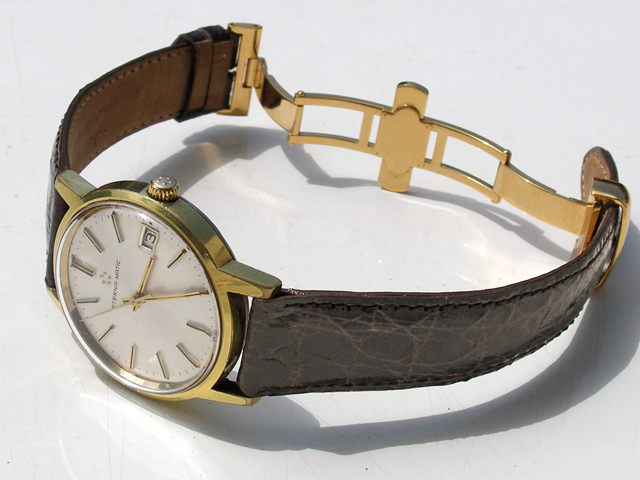 Où trouver un bracelet en 21mm pour Hamilton Khaki Air Race Eterna10