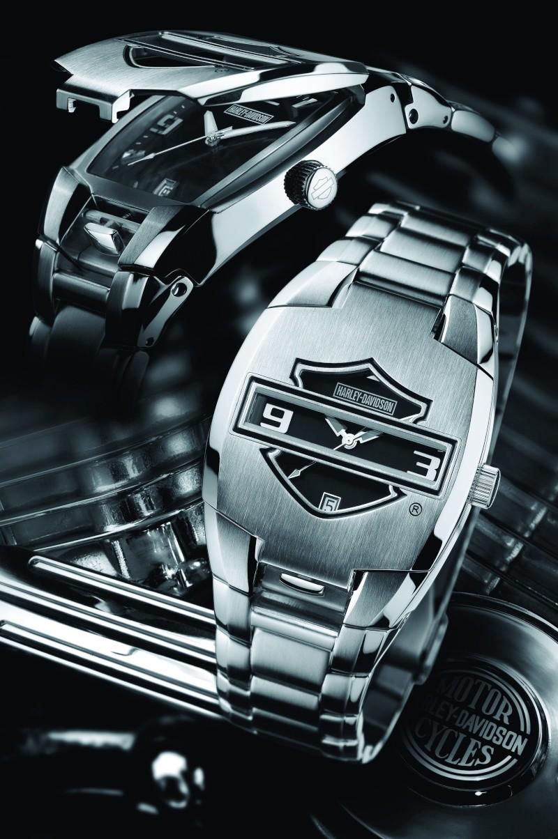 Harley-Davidson : la montre de l'été ? Harley10