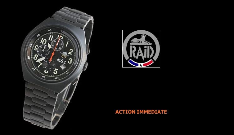 BELL & ROSS/MAT : une intéressante précision du RAID Mat_ra10