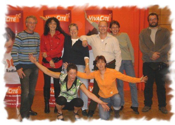 Les Djiffs en radio Vivaci10