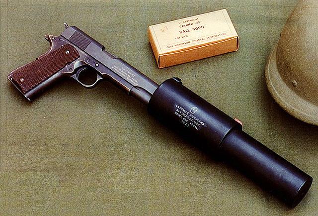 J'ai trouvé le PA manque la roulette M1911a10