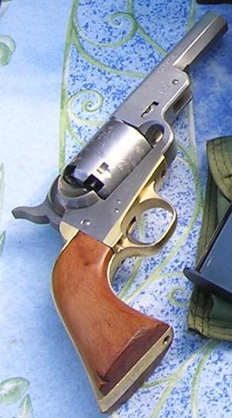 vieillir la finition d'une arme Ppp10