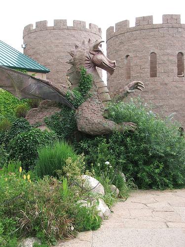 Dragon légende monumentale Albuqu11