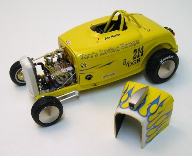 Ford 32 Racer Bonneville P7210010