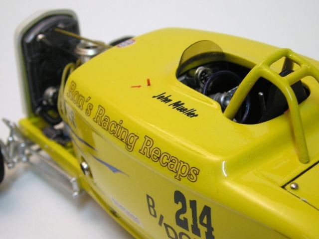 Ford 32 Racer Bonneville P7210012