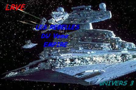 Les Rebelles du 5ème Empire,  Force et Courage