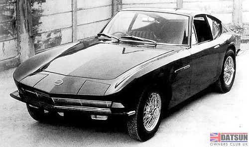 Topic officiel DATSUN 240Z 1964_n10