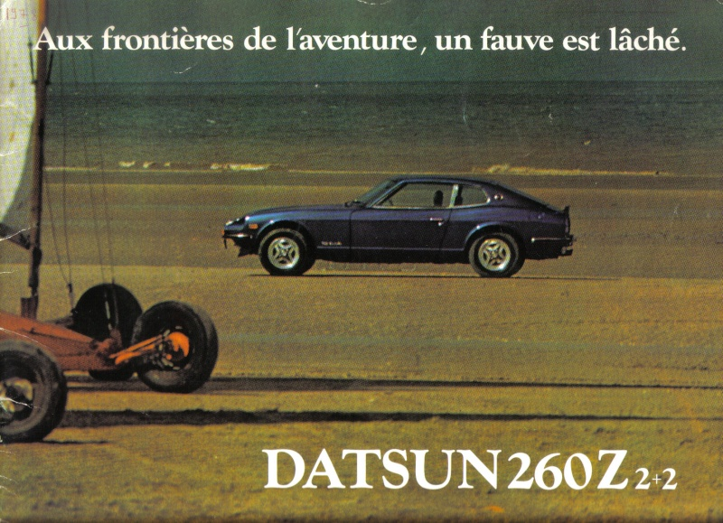 TOPIC OFFICIEL DATSUN 260Z 1977_p11