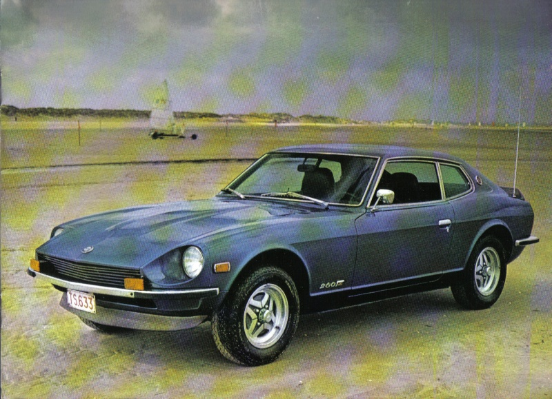 TOPIC OFFICIEL DATSUN 260Z 1977_p12