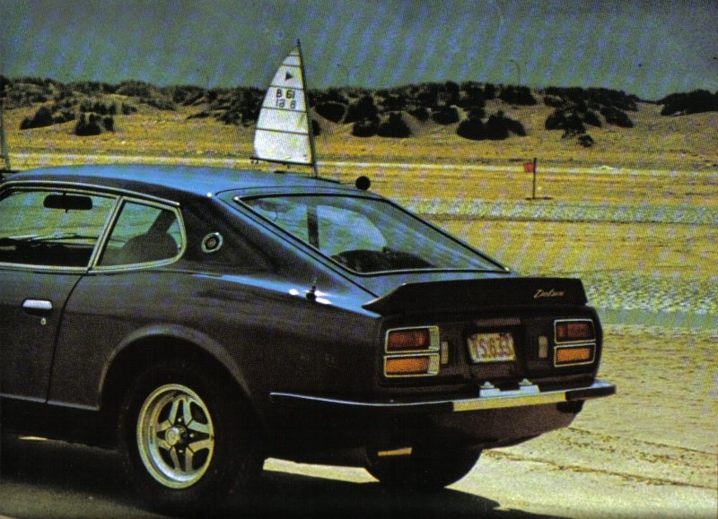 TOPIC OFFICIEL DATSUN 260Z 1977_p19