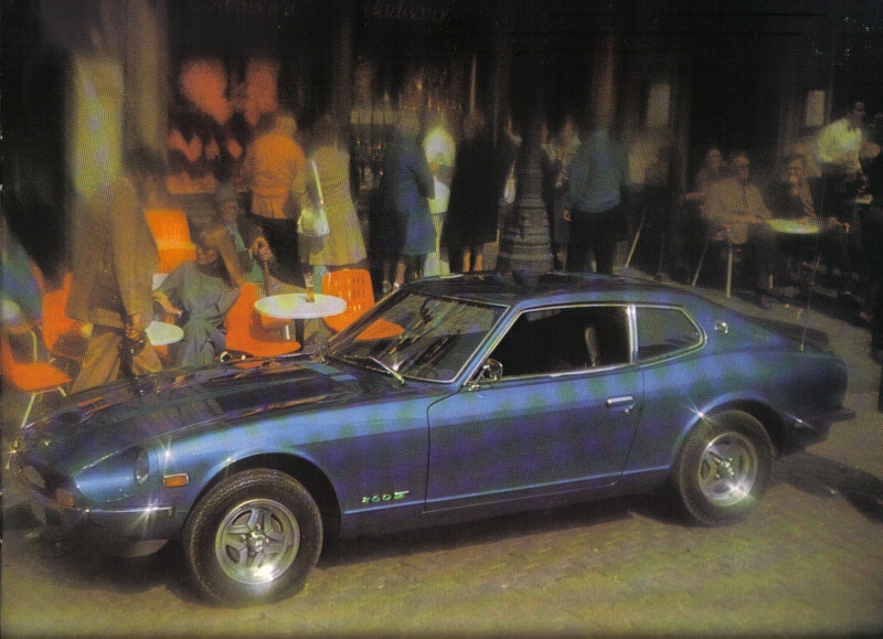 TOPIC OFFICIEL DATSUN 260Z 1977_p22