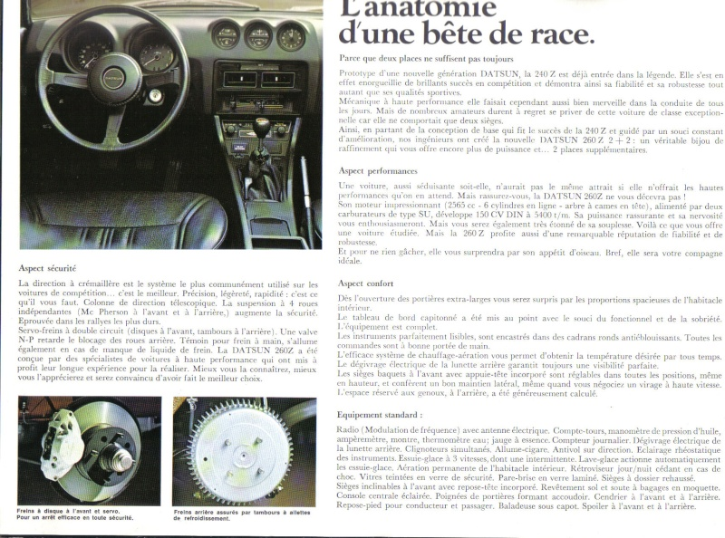 TOPIC OFFICIEL DATSUN 260Z 1977_p24