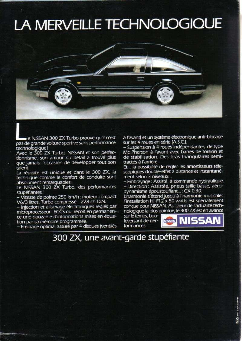 TOPIC OFFICIEL DATSUN 300ZX Z31 300zx_11