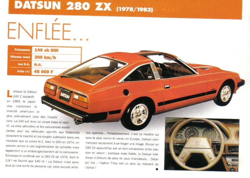 TOPIC OFFICIEL DATSUN 280ZX Auto_r29
