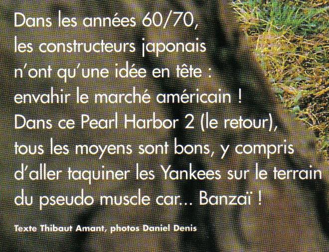 Topic officiel DATSUN 240Z Auto_r35