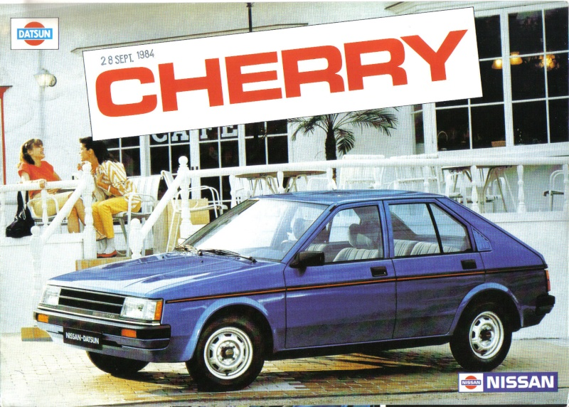 TOPIC OFFICIEL NISSAN CHERRY N12 et N12 TURBO! & N12 PUL Cherry13