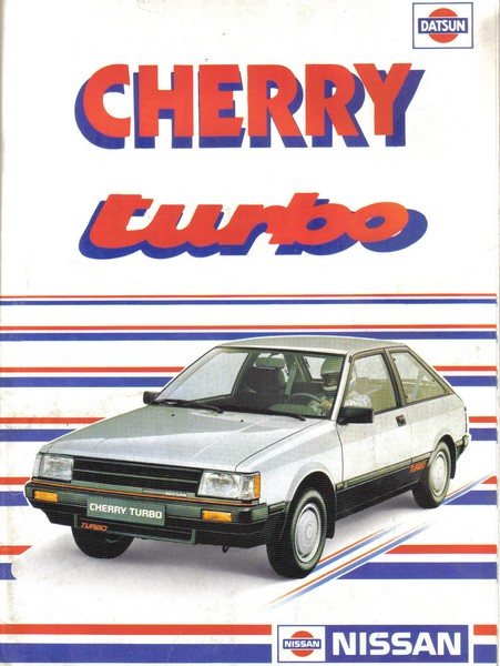 TOPIC OFFICIEL NISSAN CHERRY N12 et N12 TURBO! & N12 PUL Cherry19