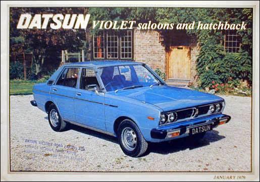Topic officiel DATSUN VIOLET 140J & 160JSSS type LA10/PA10  Datsun13