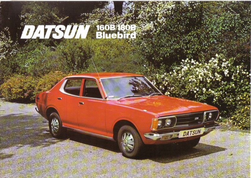 TOPIC OFFICIEL DATSUN 180B: 610 & 810 et 180B SSS Datsun19