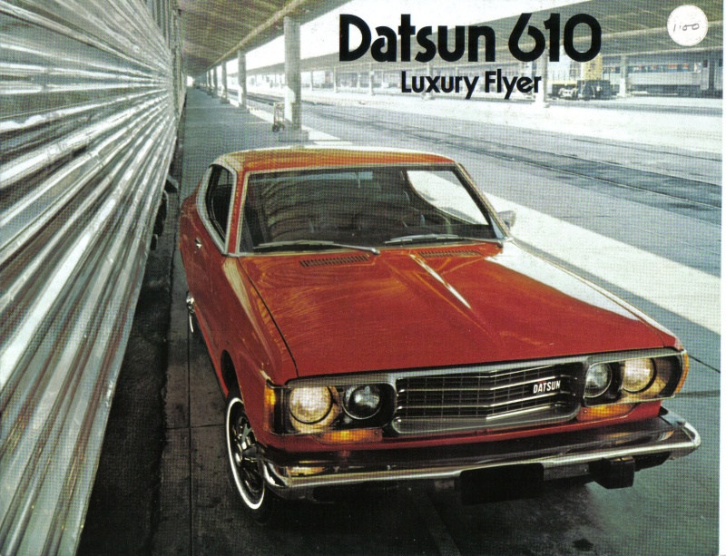 TOPIC OFFICIEL DATSUN 180B: 610 & 810 et 180B SSS Datsun27