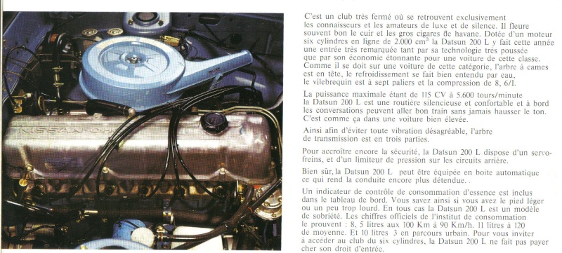 Topic officiel DATSUN LAUREL 200L & 240L Datsun36