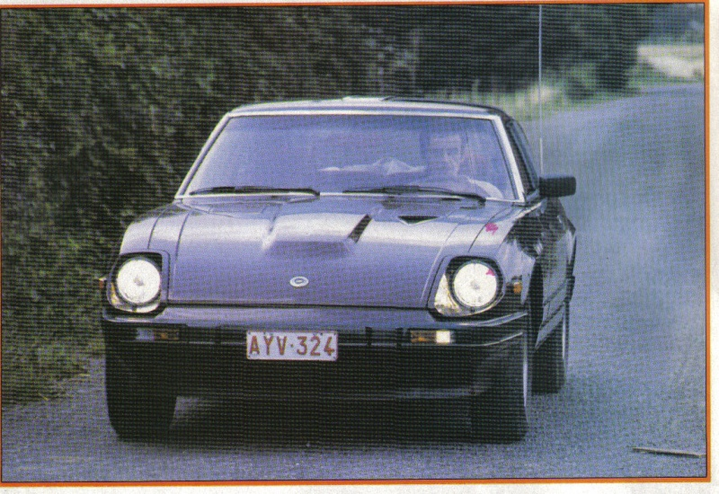 TOPIC OFFICIEL DATSUN 280ZX Datsun49