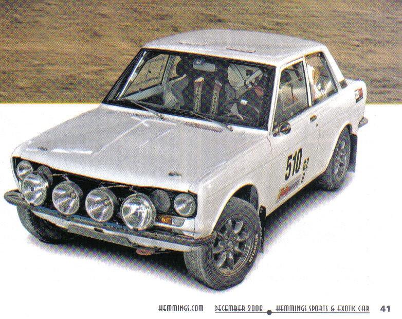 TOPIC OFFICIEL DATSUN 510... Voiture mythique! Datsun55