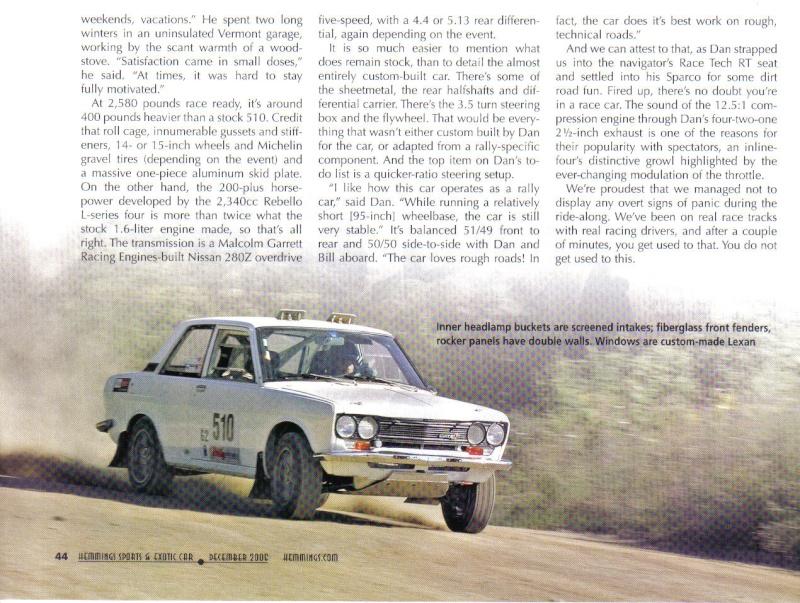 TOPIC OFFICIEL DATSUN 510... Voiture mythique! Datsun62
