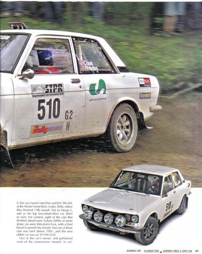 TOPIC OFFICIEL DATSUN 510... Voiture mythique! Datsun66