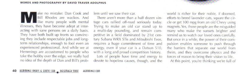 TOPIC OFFICIEL DATSUN 510... Voiture mythique! Datsun67