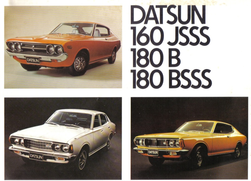 TOPIC OFFICIEL DATSUN 160J SSS type 710 Doc_da18