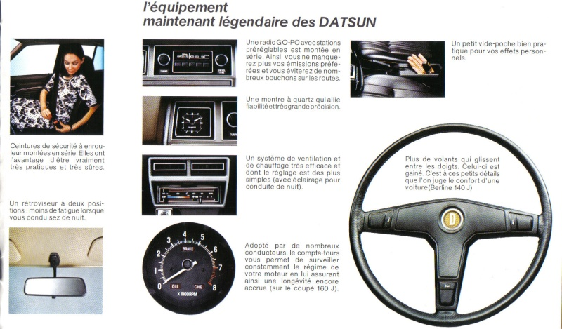 Topic officiel DATSUN VIOLET 140J & 160JSSS type LA10/PA10  Doc_vi16