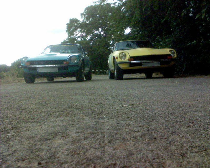 Ma DATSUN 240Z DE 1973 Dsc00113