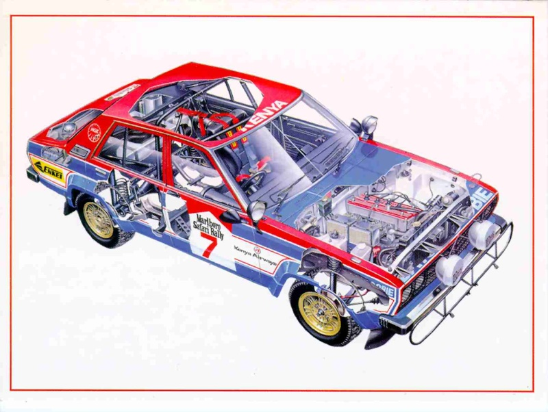 Topic officiel DATSUN VIOLET 140J & 160JSSS type LA10/PA10  - Page 3 Lz-a1010