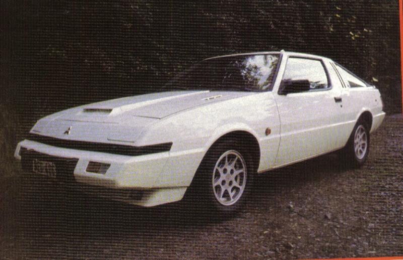 Mitsubishi STARION Mitsub11