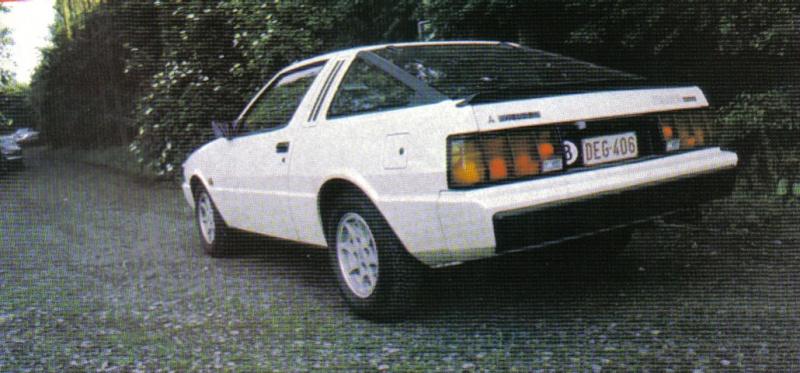 Mitsubishi STARION Mitsub13